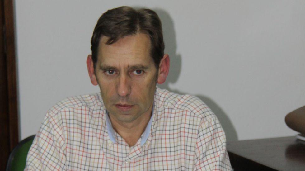 El neurólogo asturiano Juan Fueyo publica su primer libro «Exilios y odiseas. La historia secreta de Severo Ochoa».Martín Gómez, en una foto de archivo