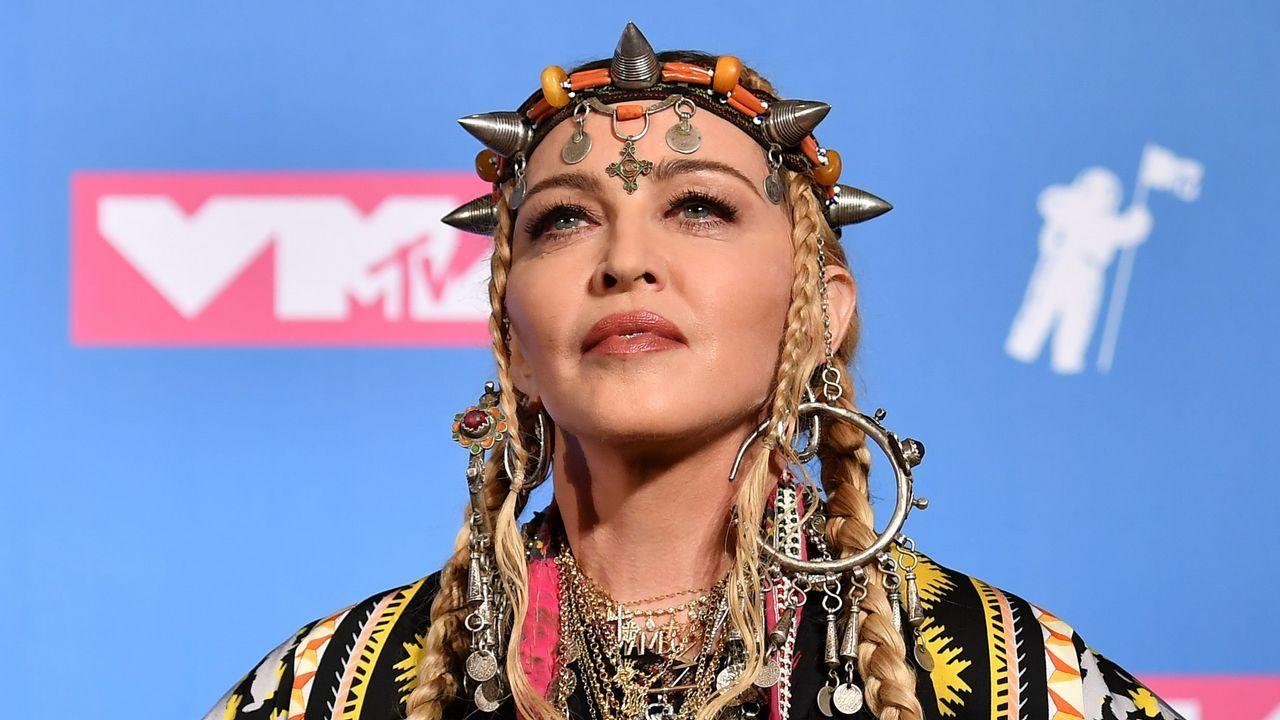Los «looks» más llamativos de la gala deMTV Video Music Awards