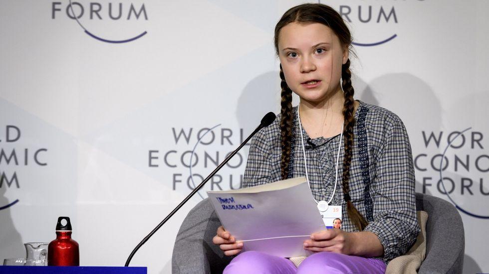 Greta Thunberg, la joven sueca que inició el movimiento Fridays for Future