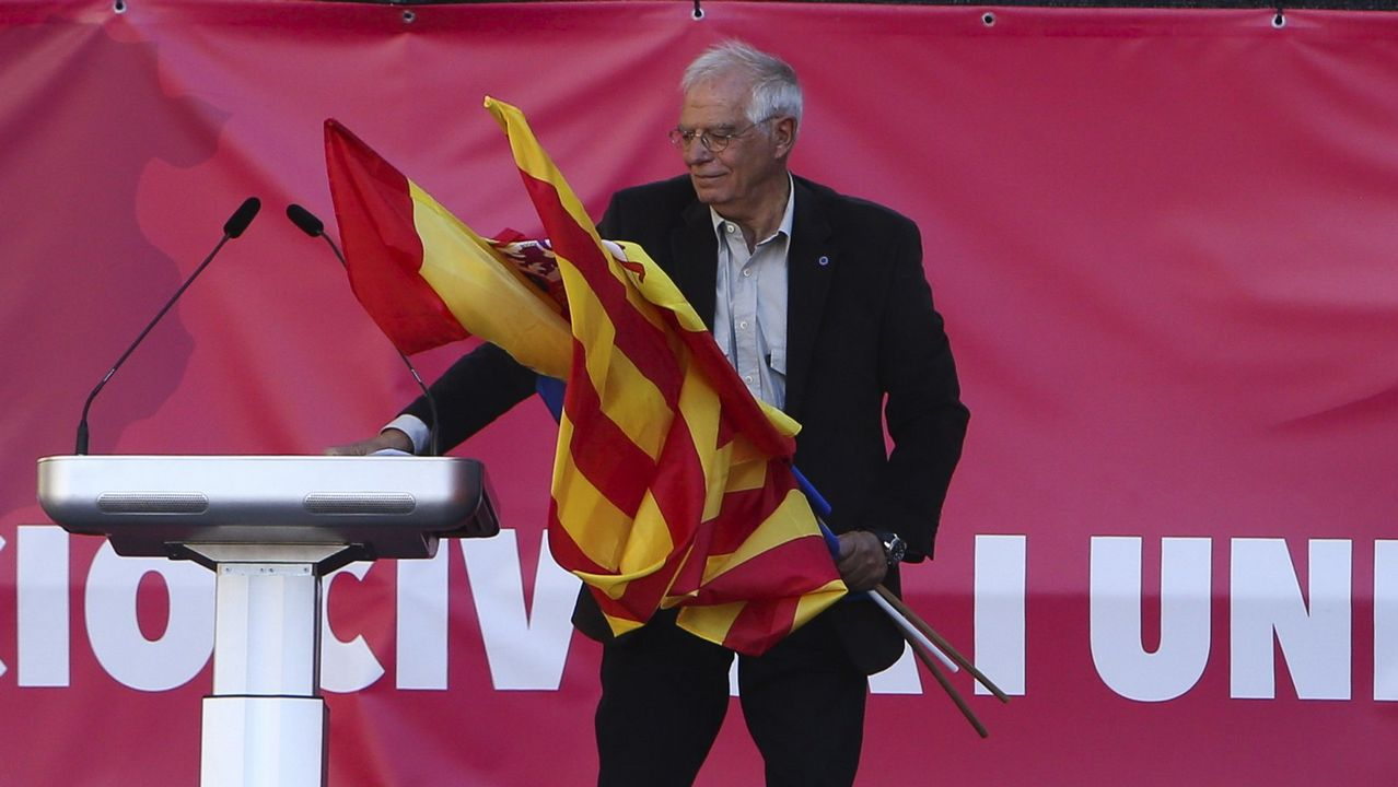 Miquel Iceta baila en «El Intermedio».El líder del PSC, Miquel Iceta
