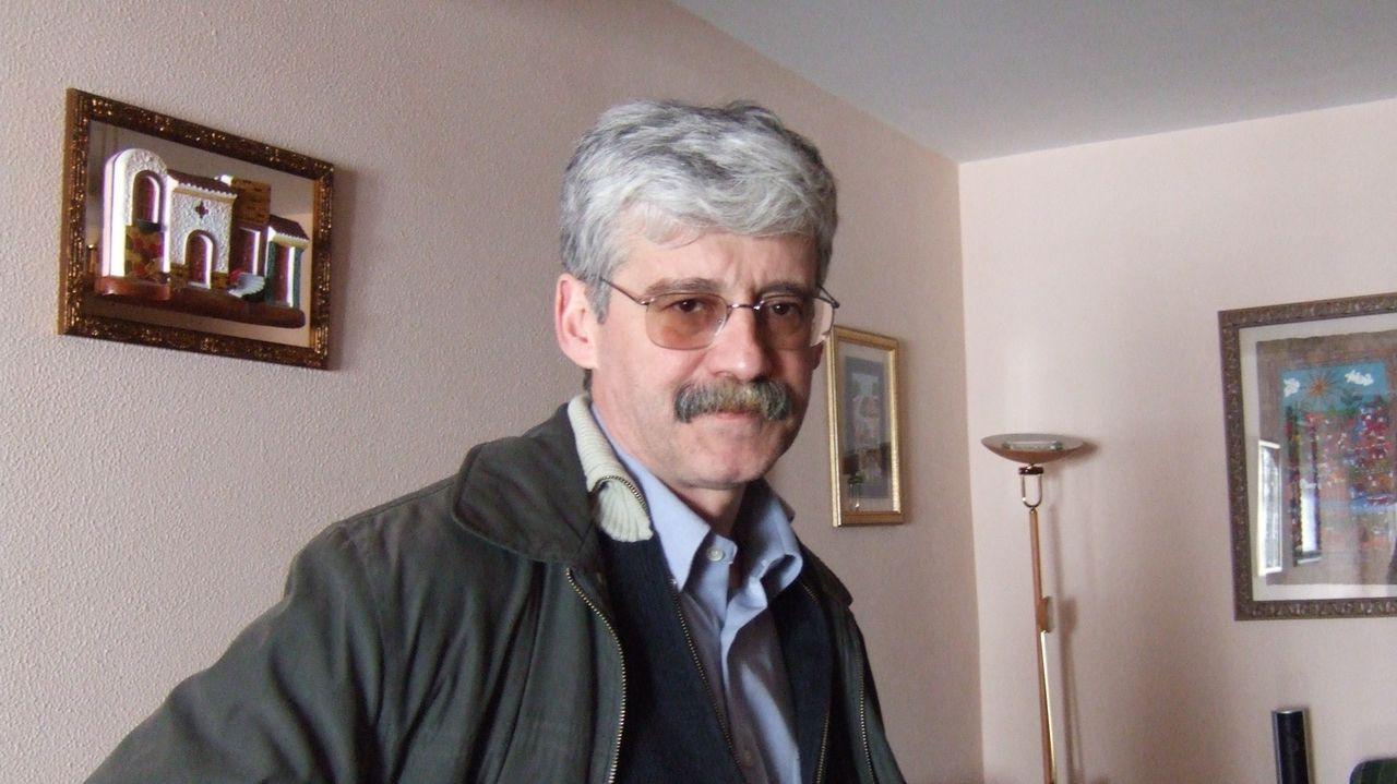 El abogado coruñés Antonio Sanz Fernández falleció el pasado 28 demarzo a los 64 años de edad