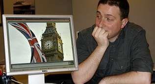 Xosé se convertirá mañana en protagonista de «Xosé en Londres», su espacio en V Televisión.