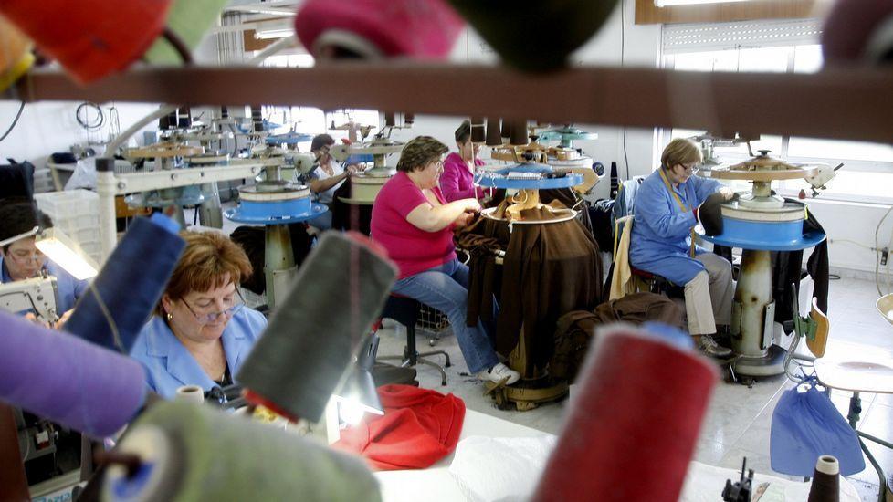 La gran mayoría de las pequeñas textiles gallegas han deslocalizado su producción, con Portugal como principal destino.