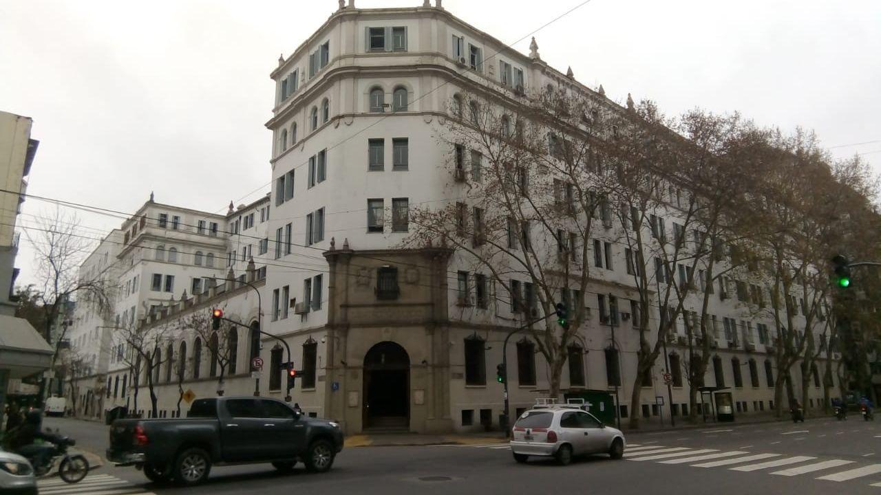 El centro gallego de Buenos Aires se encuentra en un centrico inmueble de la capital argentina