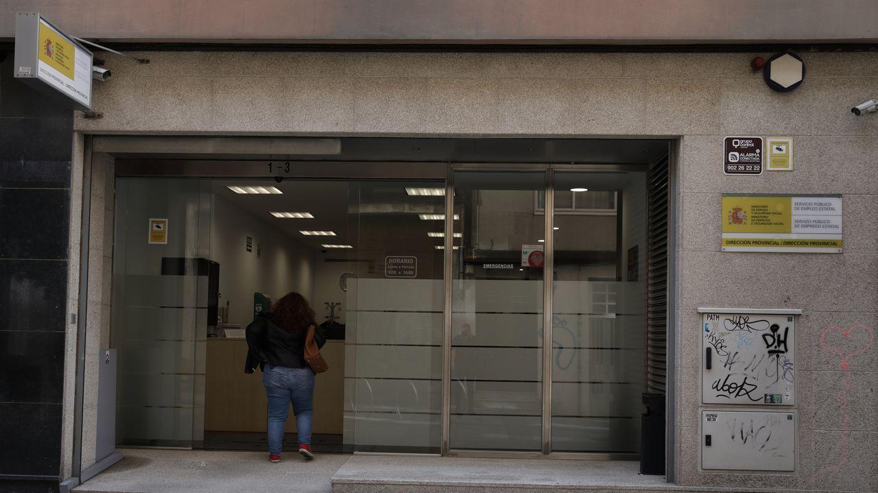 Dirección Provincial del Servicio Público de Empleo (SEPE) en A Coruña