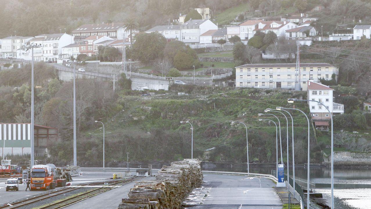 Cuando en Avilés llovieron piezas de metal que pesaban toneladas.Juzgados Oviedo
