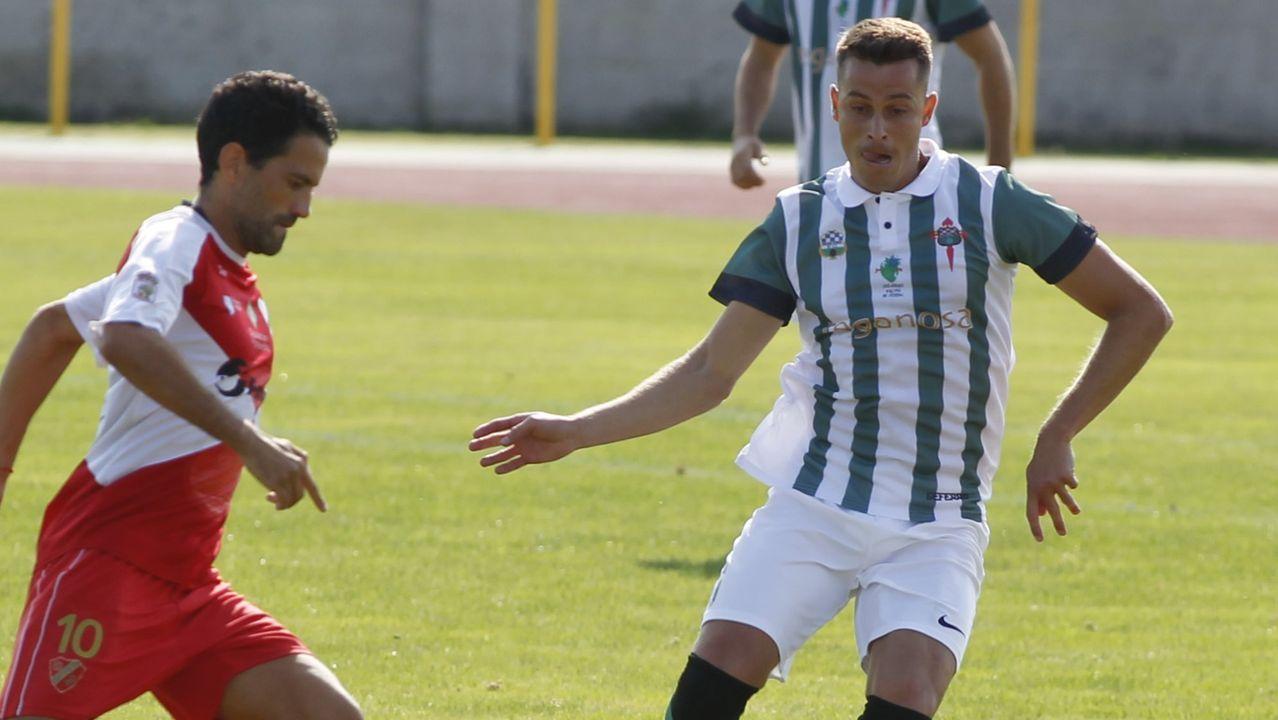 El Intasa de San Sadurniño se impuso al Leganés en la Copa Príncipe