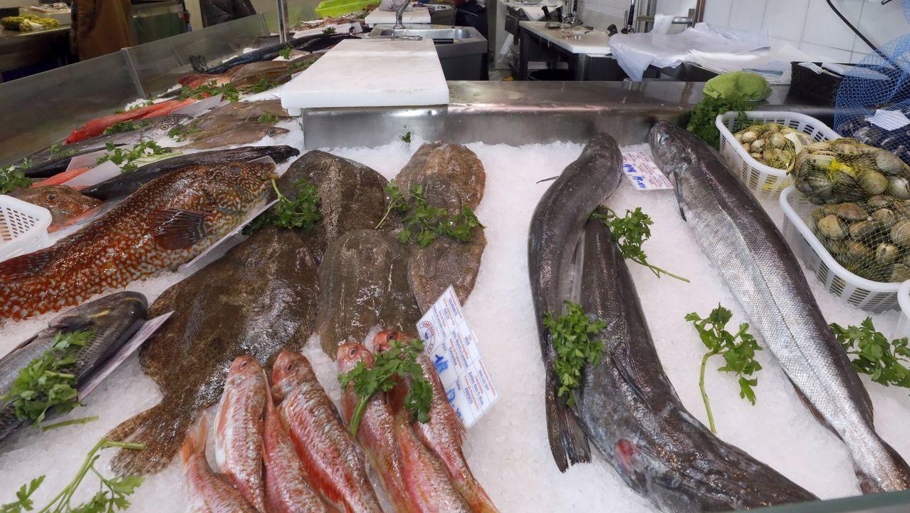 «Cada persona que decide comprar pescado salva puestos de trabajo, hace que nuestro esfuerzo valga la pena. ¡Gracias!», subraya Eduardo Míguez