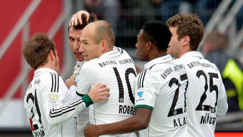 Goles, resúmenes y reacciones de la Bundesliga
