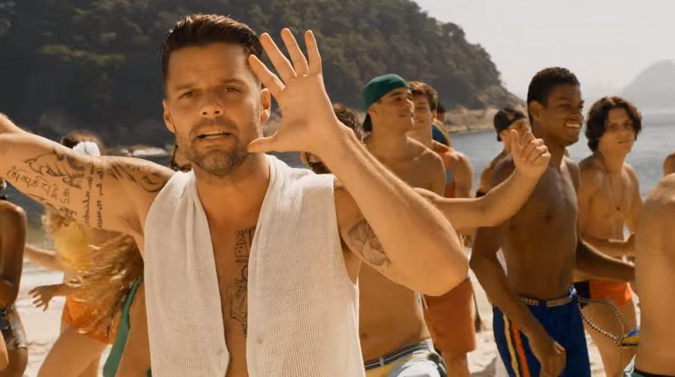 El videoclip de «Vida».Una imagen de «Menandros et Thaïs»