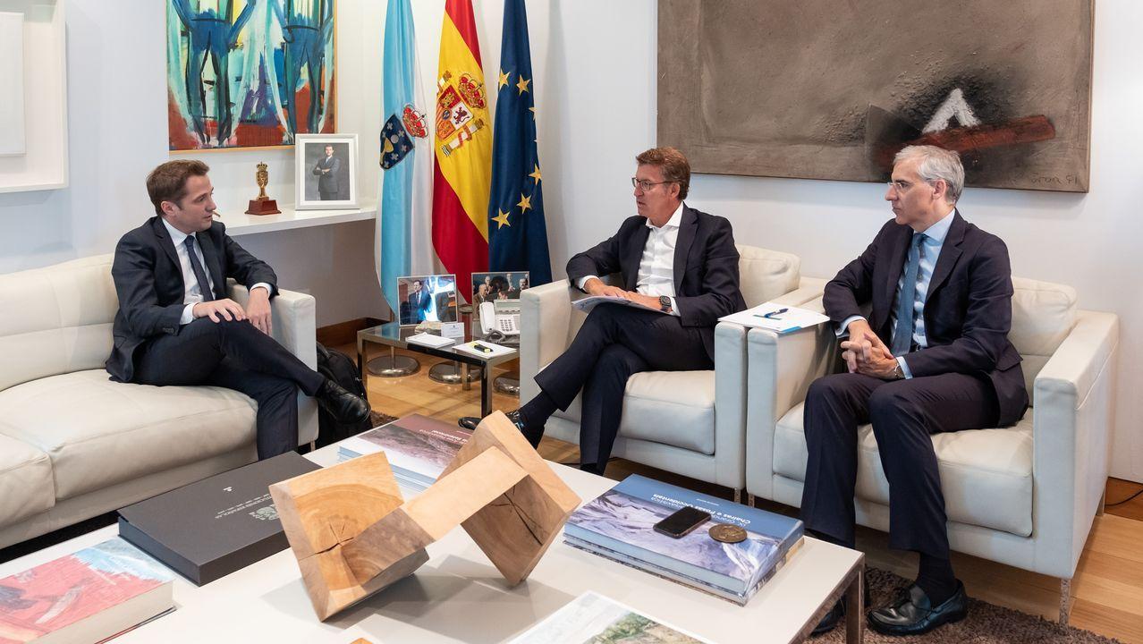 Feijoo sobre la imputación de Aguirre y Cifuentes: «No se han llevado un euro a su casa»