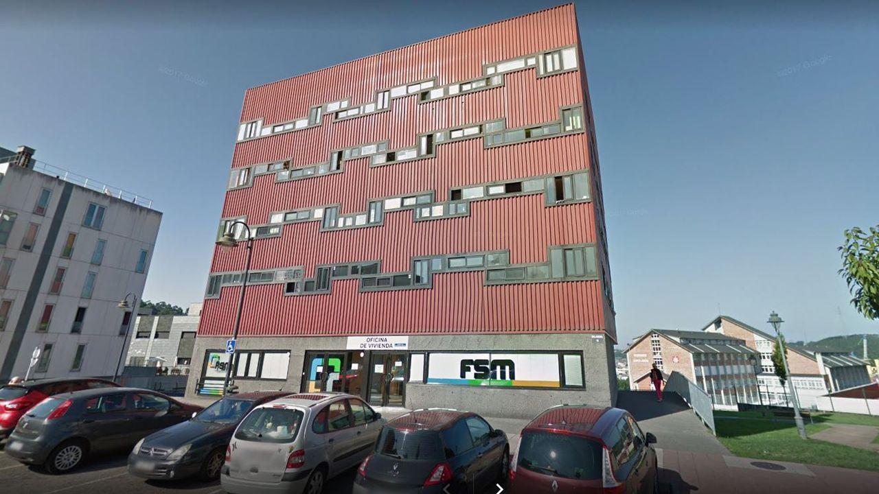 Oficina Municipal de Vivienda en Avilés