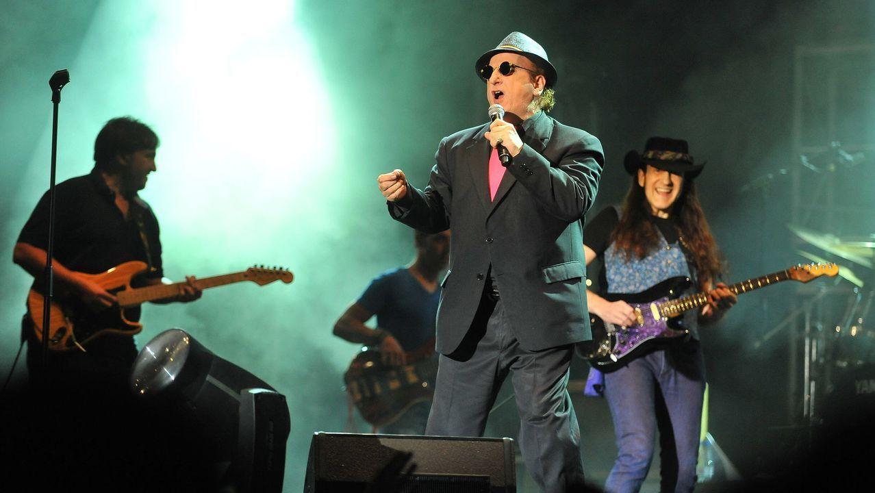 Todas las imágenes del concierto de Blas Cantó.ORQUESTA PANORAMA, PRIMERA CLASIFICADA