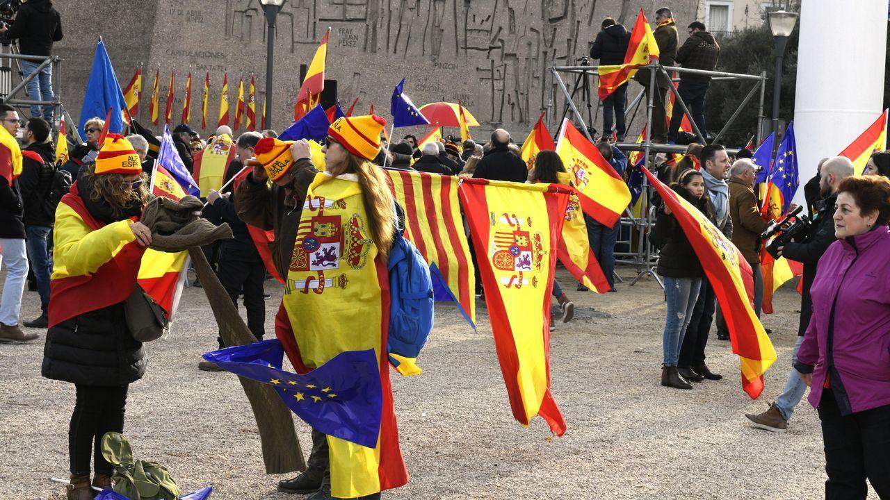 En la imagen, el presidente de la Comunidad de Madrid, Ángel Garrido