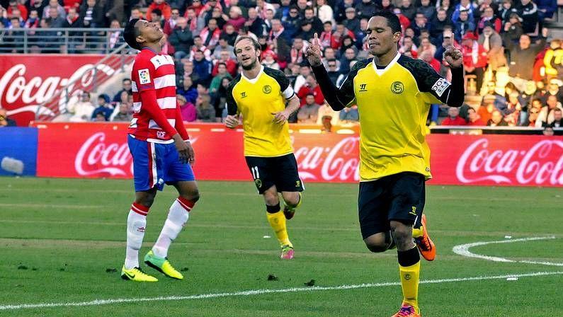 La jornada 23 de Primera División, en imágenes.El Madrid prepara el duelo contra el Sevilla