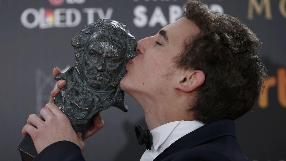 Irene Escolar, Goya a la Mejor Actriz Revelación por «Un Otoño en Berlín»