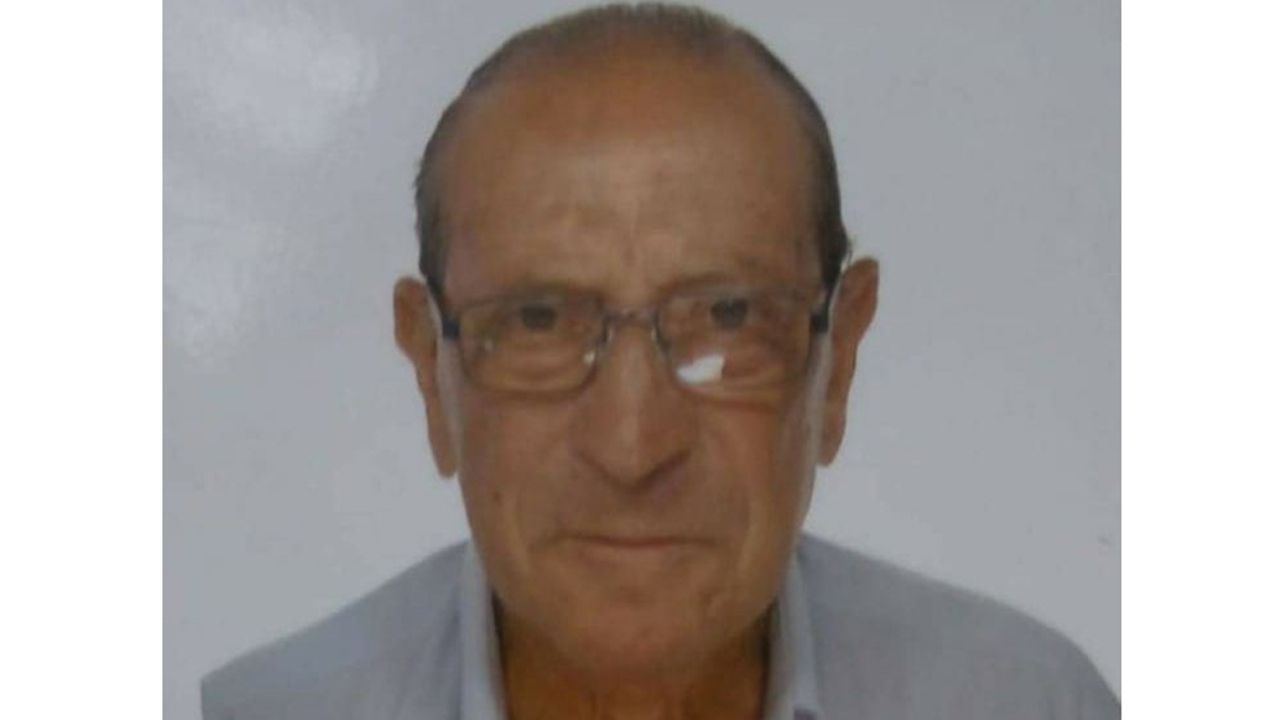 José Mouriño, desaparecido en Langreo