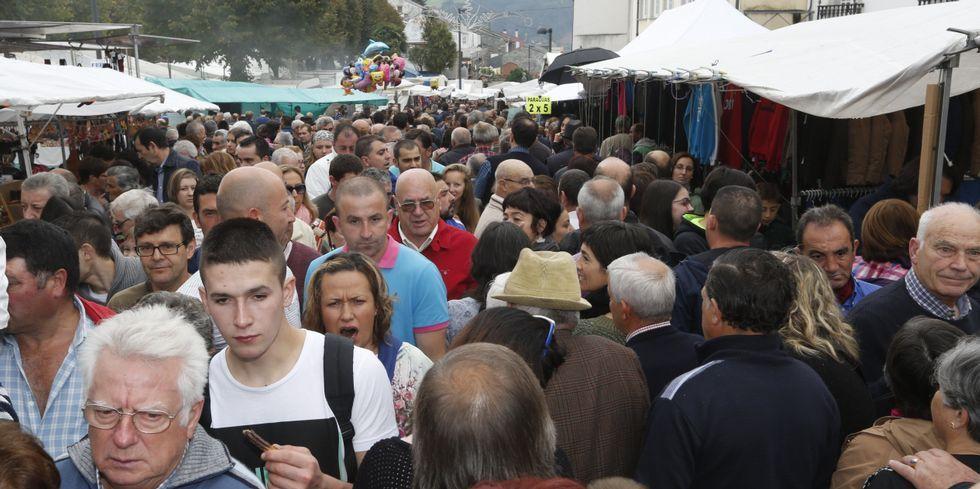 Miles de personas disfrutaron de las fiestas el fin de semana.
