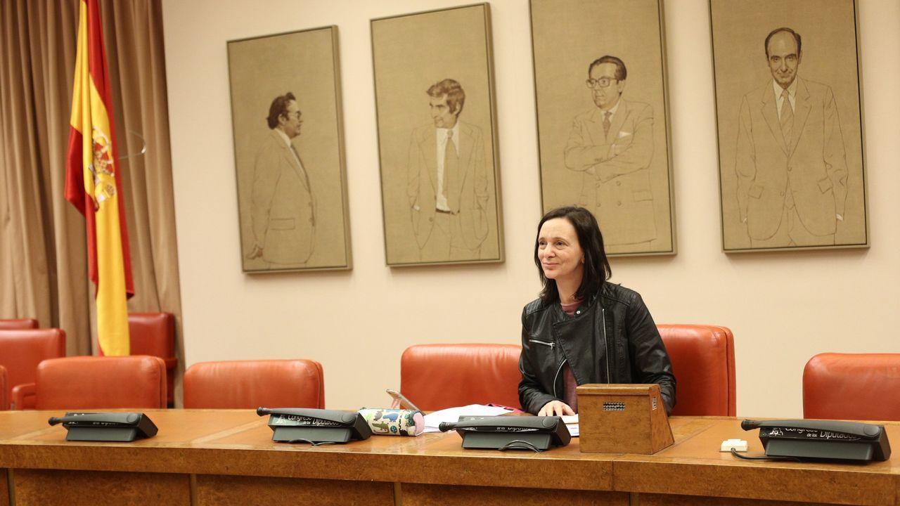La lista de caídos en Podemos.Carolina Bescansa es doctora en Ciencia Política y Sociología