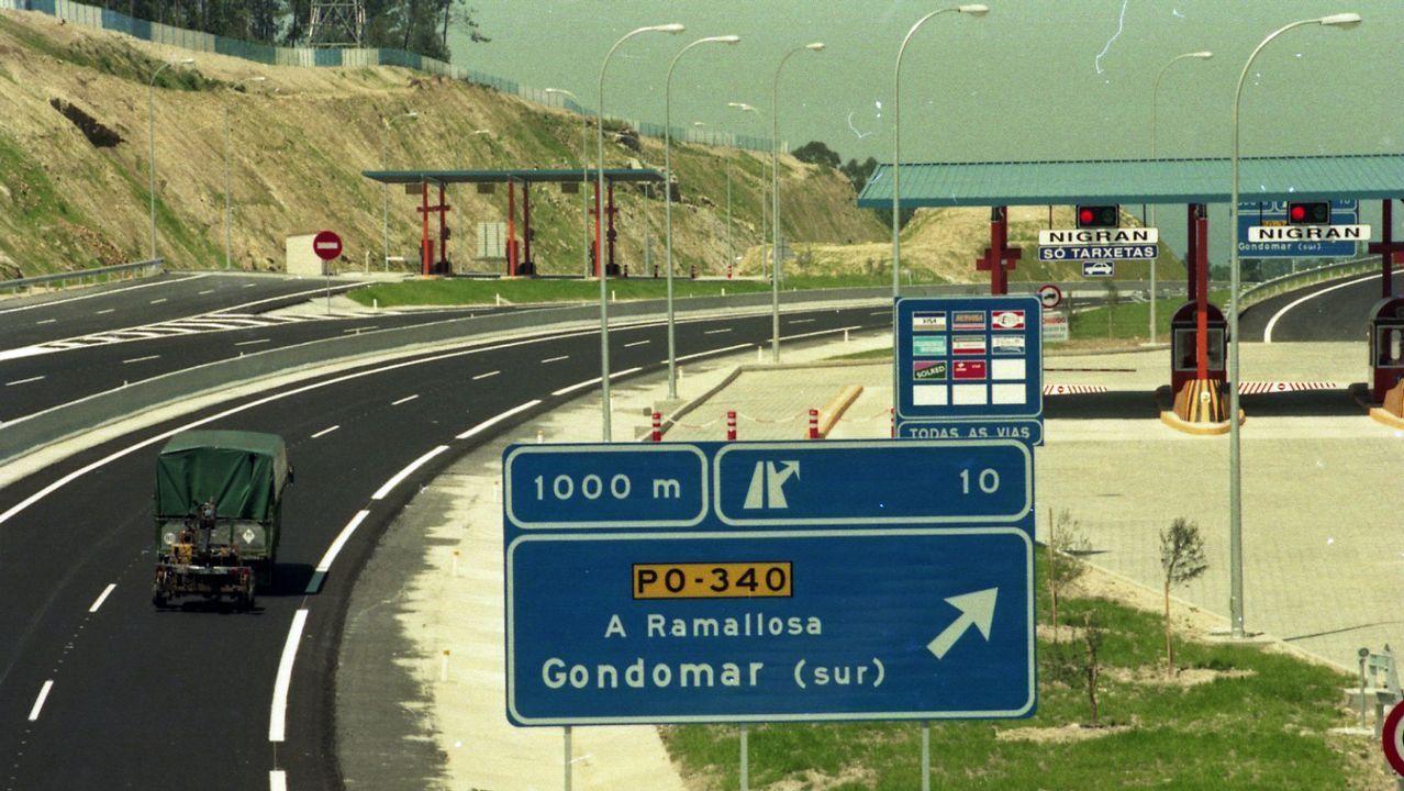 Las autopistas gallegas son las únicas que no tienen tarifas horarias, ni bonificaciones a usuarios frecuentes ni rebajas a colectivos