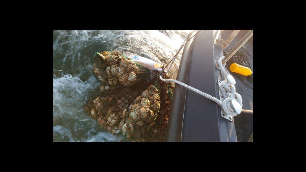 Pisada gallega en el Mar Báltico