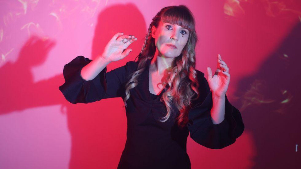 La californiana Emily Jane White ofrecerá un concierto en O Vello Cárcere