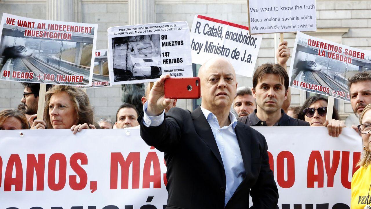 200 kilómetros que valen 4.000 millones.El abogado de las víctimas, Manuel Alonso Ferrezuelo