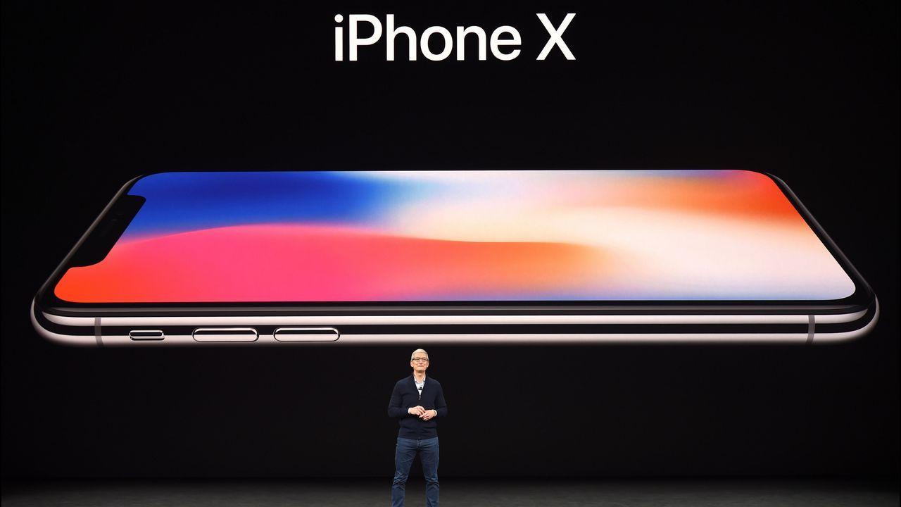 El nuevo iPhone desata la euforia