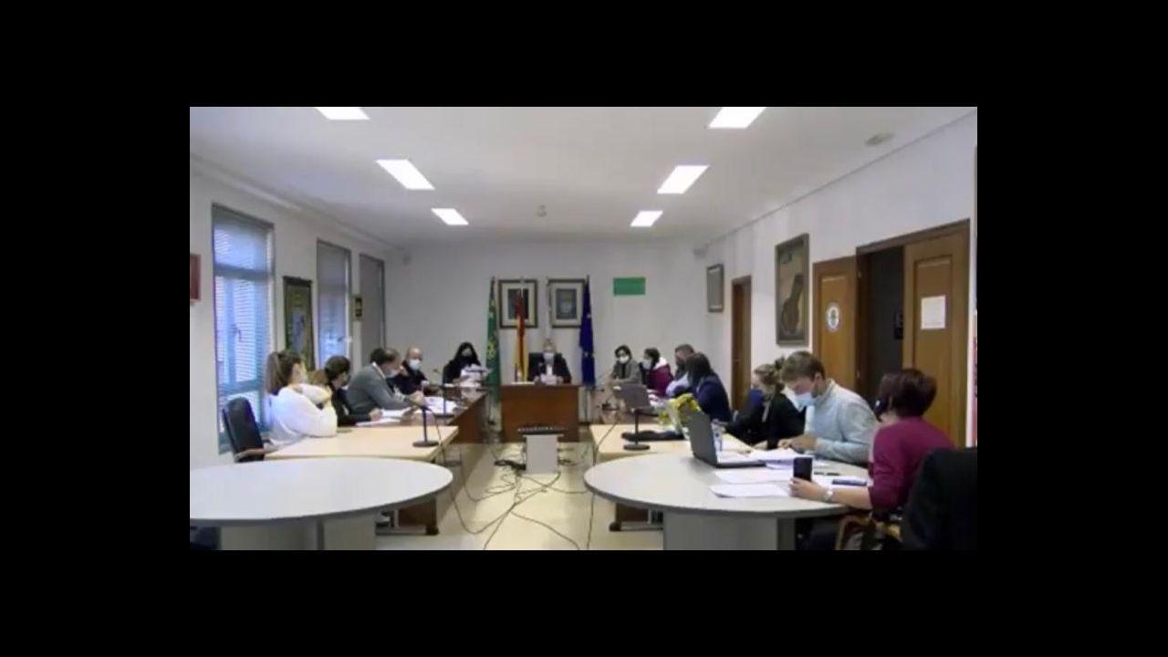 Ilva Carril, edila del BNG en Camariñas