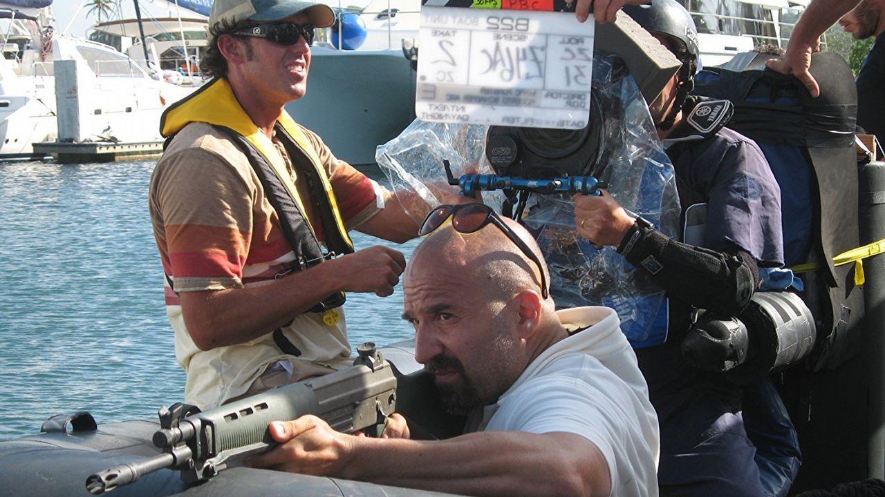 En el 2008, durante el rodaje de una de las películas de 007, «Quantum of Solace».