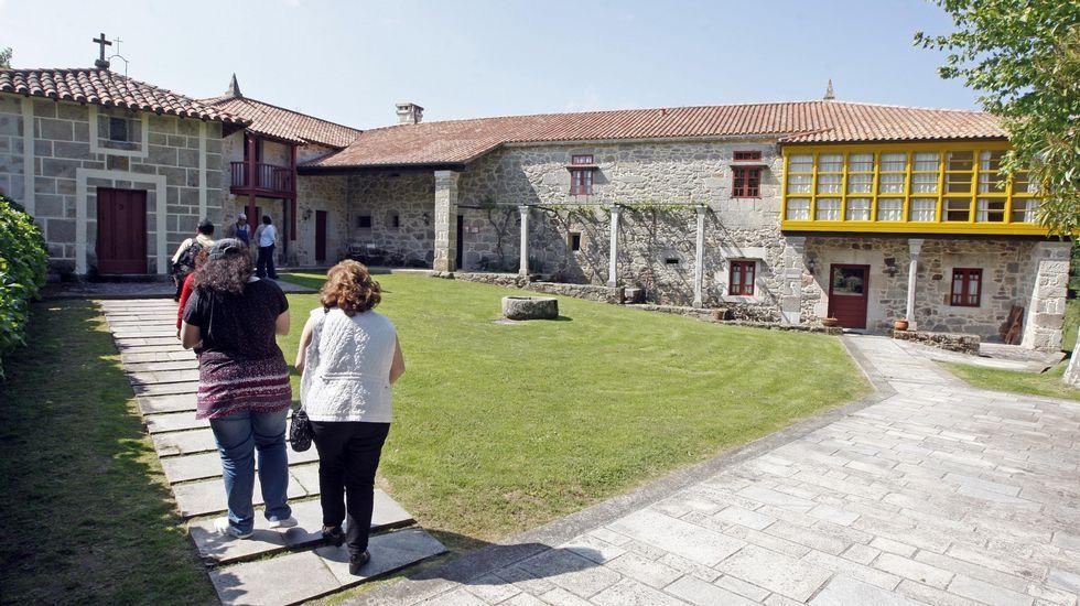 A casa de turismo rural Rectoral de Castillón acollerá a exposición fotográfica