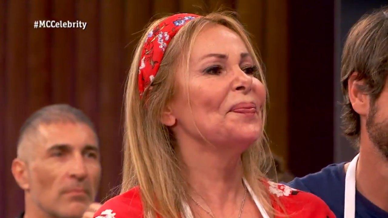 Luis Veira baila con los Chunguitos.El beso de Tamara Falcó a Jordi Cruz tras ganar MasterChef Celebrity