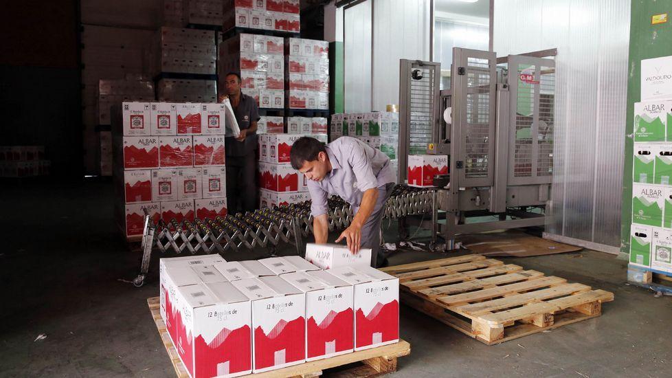 Castro Candaz emerge de nuevo por la sequía