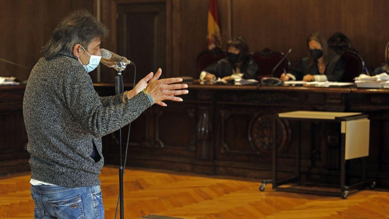 Instalaciones del nuevo juzgado de lo social de A Coruña