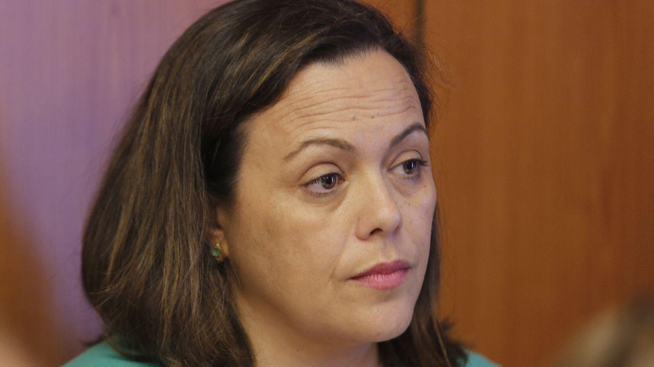 Sandra Fernández. Concejala de Economía, Facenda e Contratación. 26.269 euros