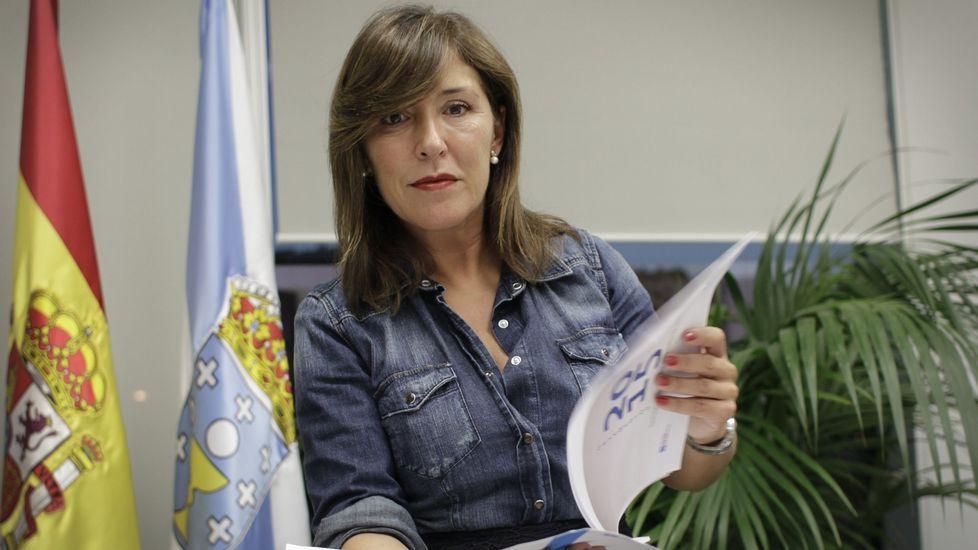 ¿Hay riesgo de un corralito en Cataluña?.Beatriz Mato, conselleira de  Medio Ambiente e Ordenación do Territorio