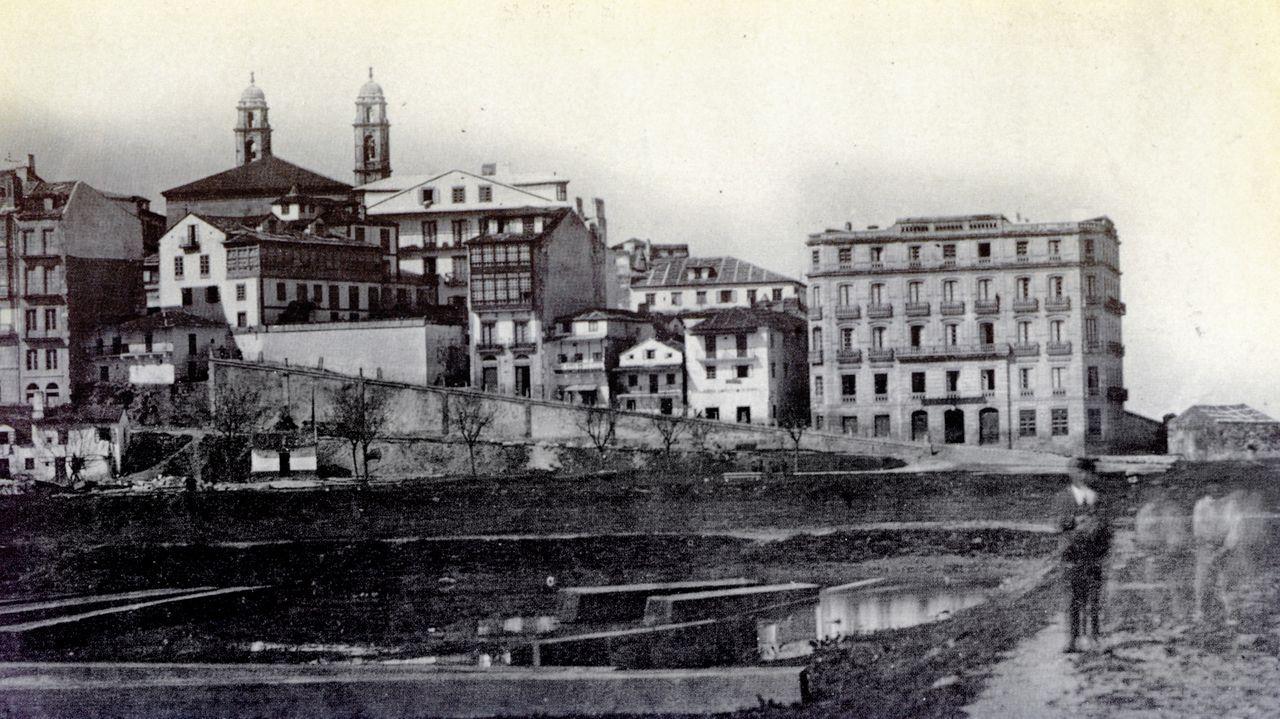 Así es el histórico hotel en el que se hospedaron desde Kennedy a John Lennon, y que ahora se reinventa.JULIA BAIRD, HERMANA DE JOHN LENNON QUE PARTICIPA EN UNA CANCIÓN SOBRE EL CAMINO INGLÉS