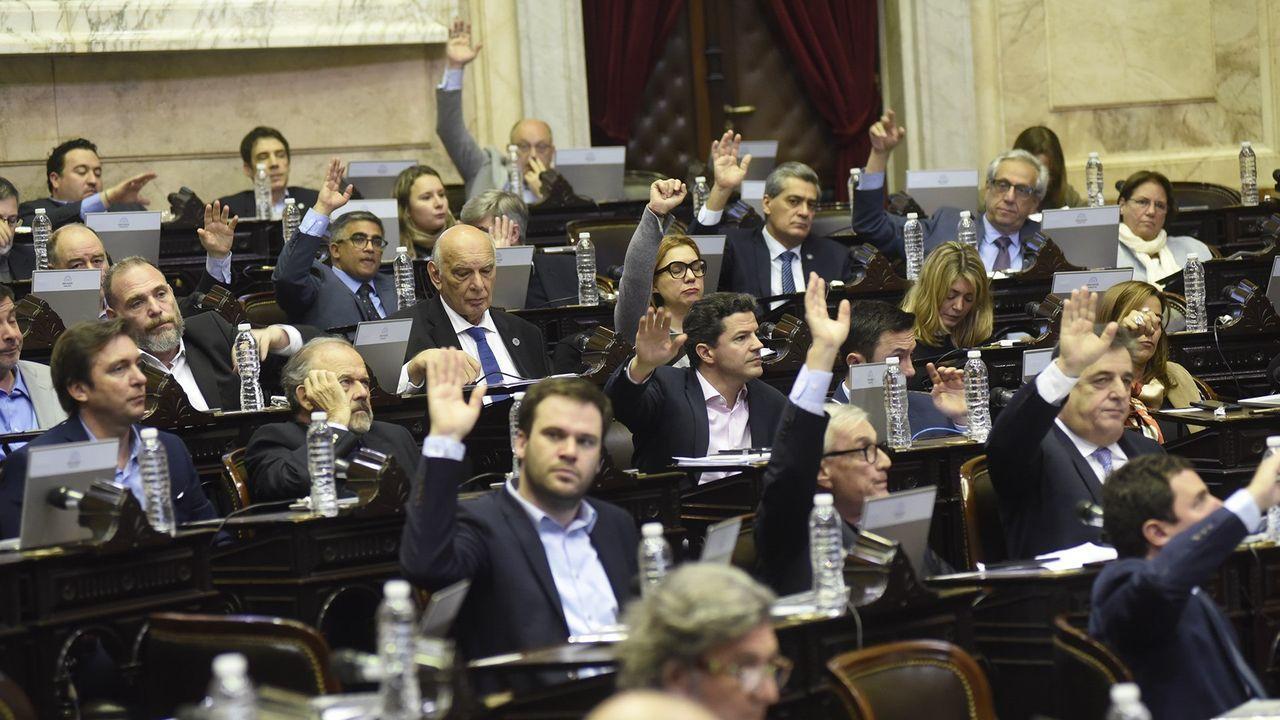 La Cámara de Diputados de Argentina aprobó por unanimida del proyecto de ley de Emergencia Alimentaria y Nutricional