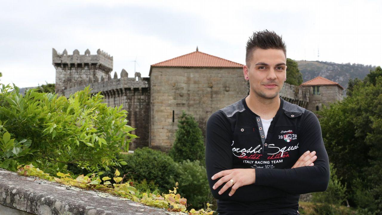 Un fenómeno del kart con solo 13 años.JOSE MANUEL FUENTES CONDUCTOR DE LA LINEA Nº 11 PARA TESTIMONIO DE MOVILIDAD