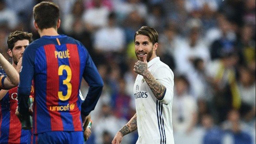 Nuevo cruce de declaraciones entre Ramos y Piqué
