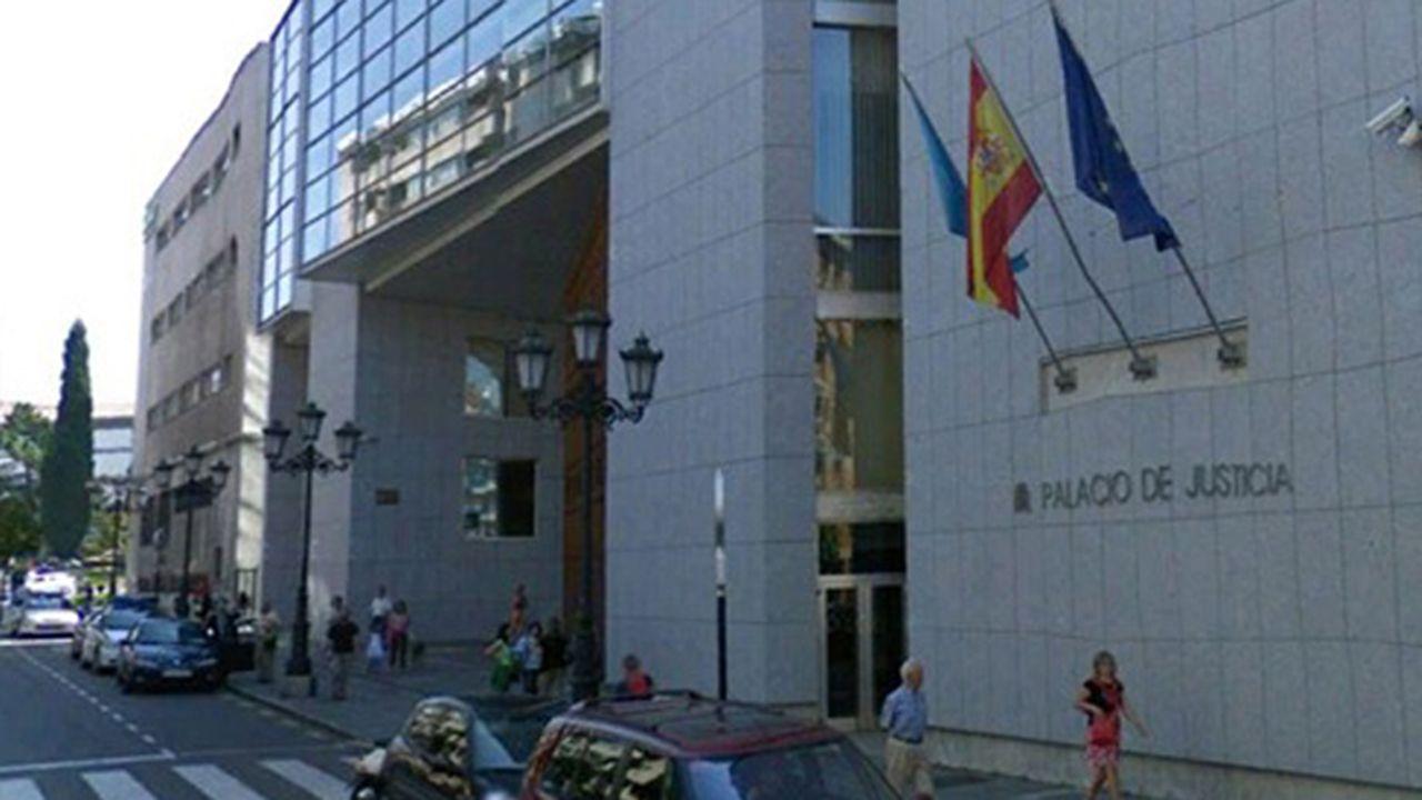 Una familia lleva cinco días sin luz porque le cambiaron sin avisar la comercializadora.Juzgados de Oviedo