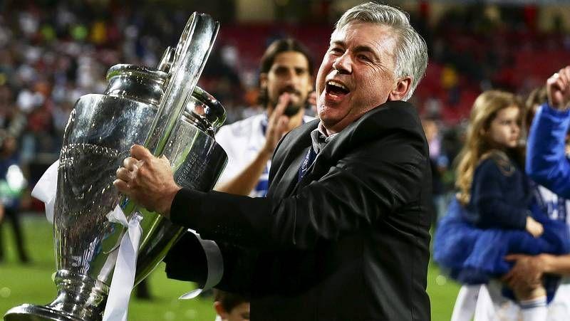 Ancelotti: «Hasta después del Mundial no vamos a fichar»