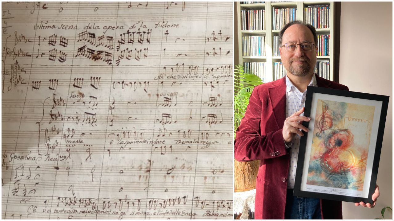 El manuscrito de Antonio Soler es objeto de un amplio artículo a cargo de Juan Pérez Berná, que acaba de ganar el segundo premio de composición del Festival de Octetos de Portugalete