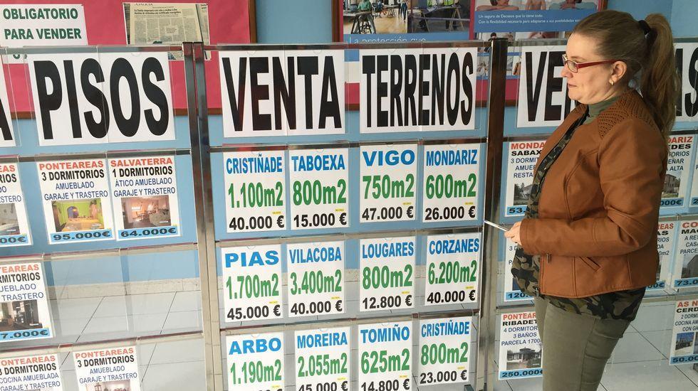 Inmobiliaria Ponteareas venta de pisos y viviendas