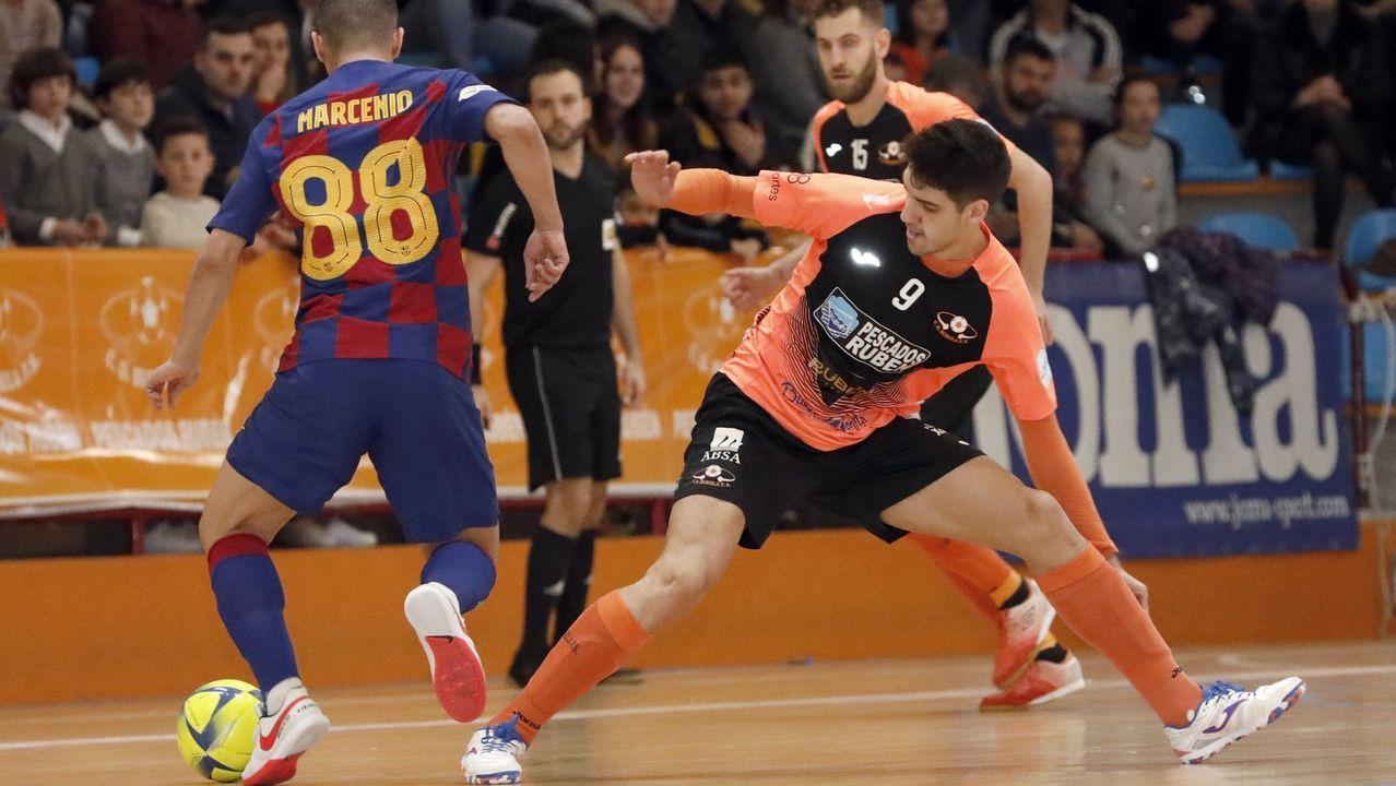 .Álex Díaz, en su etapa como entrenador