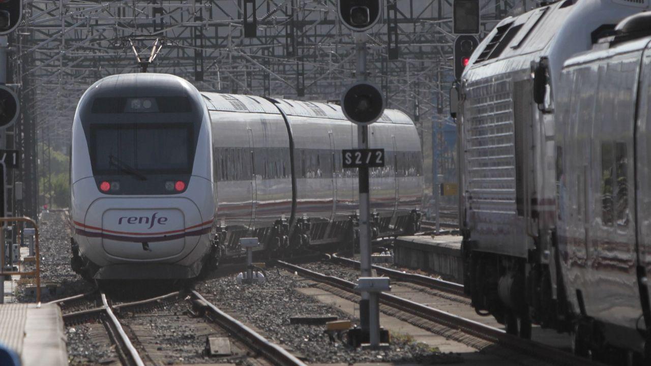 El ERTMS servirá para aumentar las circulaciones de trenes en el eje atlántico