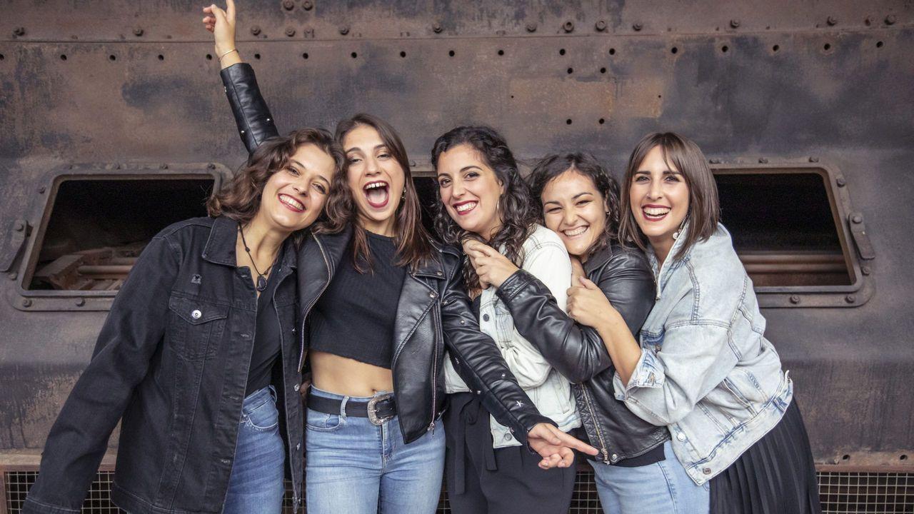 Buenos y malos ejemplos de intervenciones en plazas y calles de Lugo.A Banda da Loba