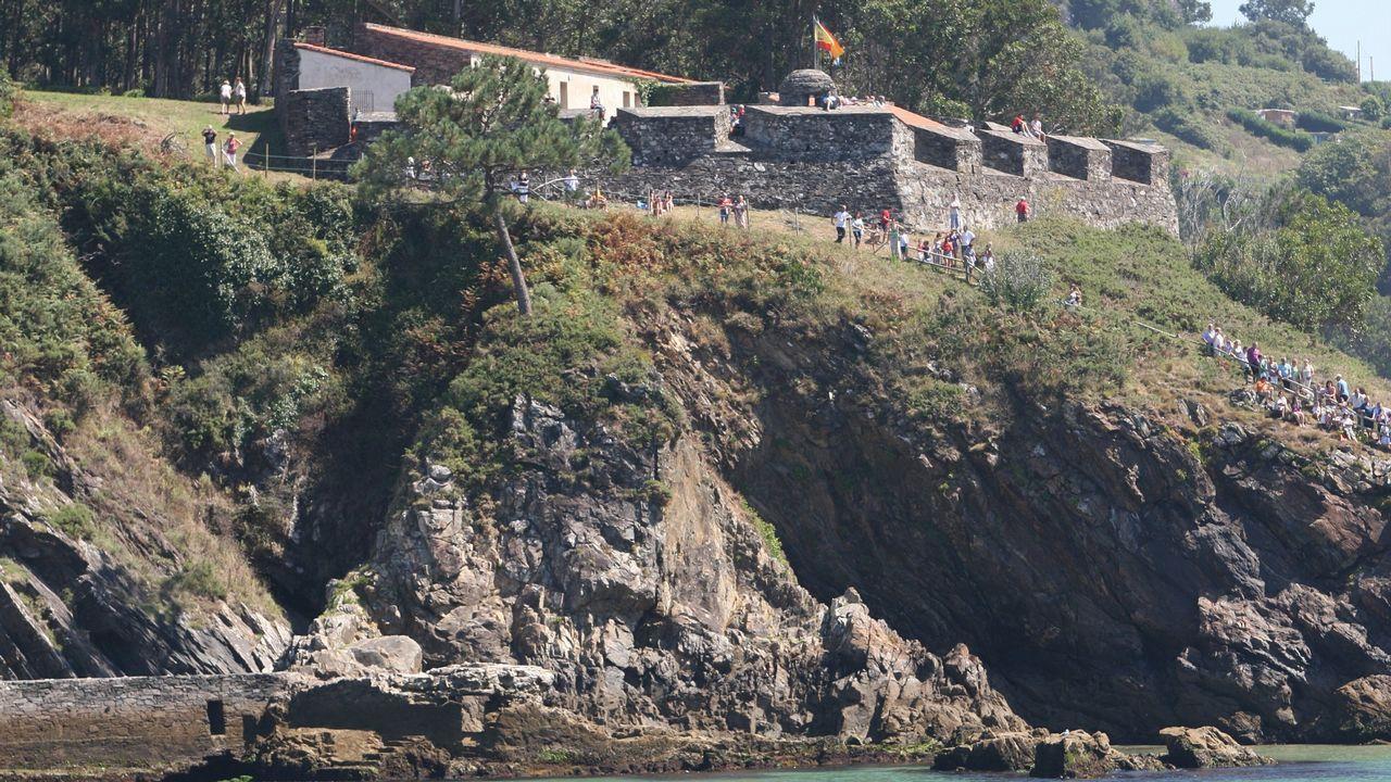 Castillo de la Concepción, Negreira