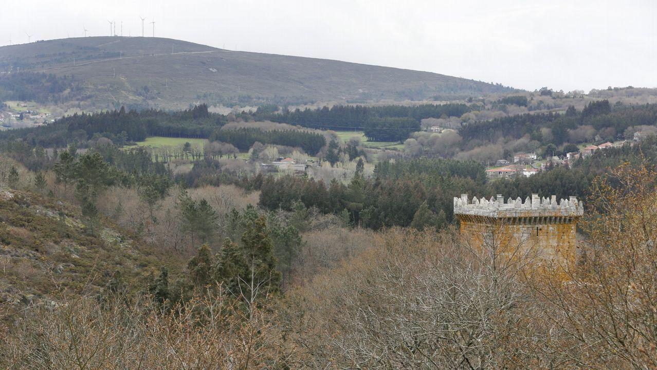 Una joya llamada Vilar de Donas.En el valle del río Pambre, en Sambreixo, entre el castillo y O Careón, se construirá el viaducto más largo de la provincia, de más de un kilómetro