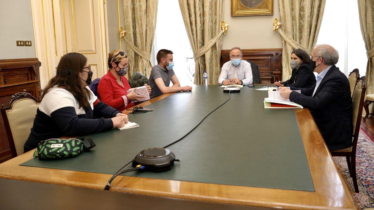 Representantes del sector se reunieron con el alcalde